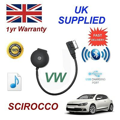 Hart Arbeitend Forvw Scirocco Bluetooth Music Streaming Usb Module Mp3 Iphone Htc Nokia Lg Sony