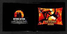 Hong Kong Beyond Band Beyond Action 1998 黄家驹、黄贯中 Taiwan CD FCB1227