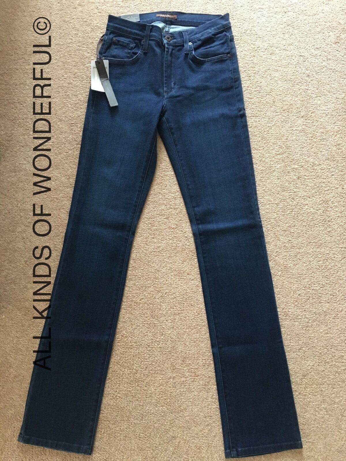 James Jeans High Rise Rise Rise Hunter dritto in Costiera RRP  NUOVO di zecca con etichette fbc836