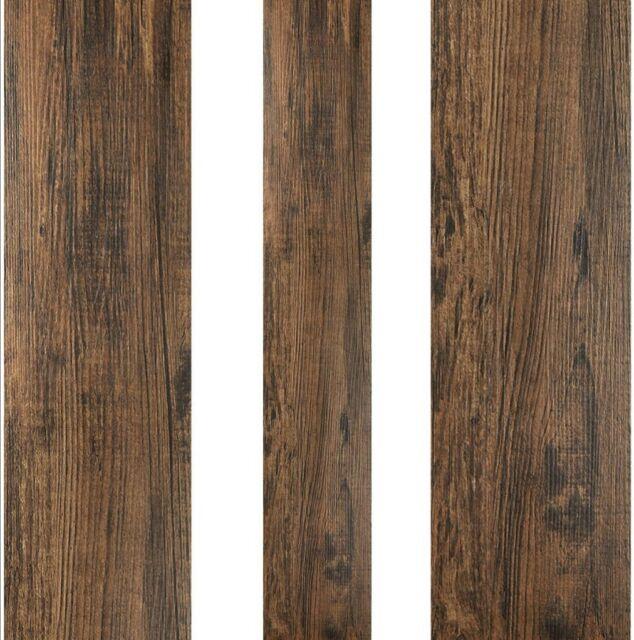 Vinyl Plank Flooring Self Adhesive L And Stick Rustic Wood Grain Floor 10 Pcs