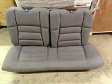 94 95 96 97 98 FORD MUSTANG COUPE REAR BACK SEAT GREY GRAY CLOTH