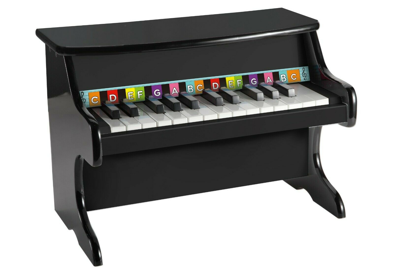Toysters Toddler Piano Keyboard Toy   Musical Toy with 25 Keys and colorful Song