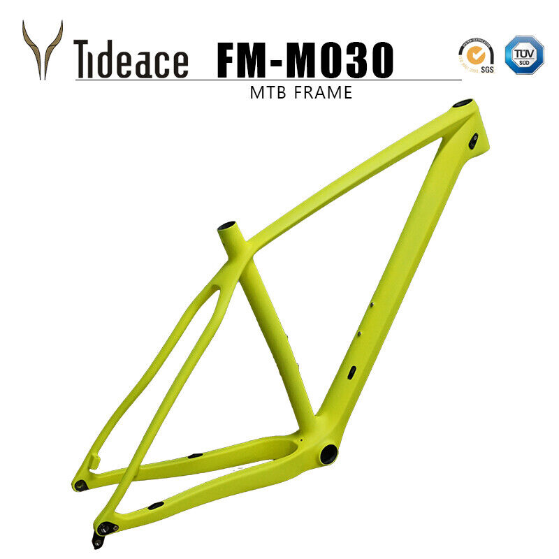 2019 Tideace Aero 29er 12142mm12148mm T800 Mountain Bike Frame BB92 Cycling
