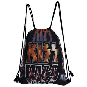 Kiss Rucksack Hipster Beutel Gymsack Tasche Sportbeutel p27 v0018