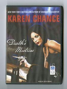 Death-039-s-Mistress-by-Karen-Chance-MP3CD-Audiobook
