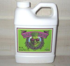 Advanced Nutrients ~ Big Bud 500ml ~ Harvest Bloom Booster