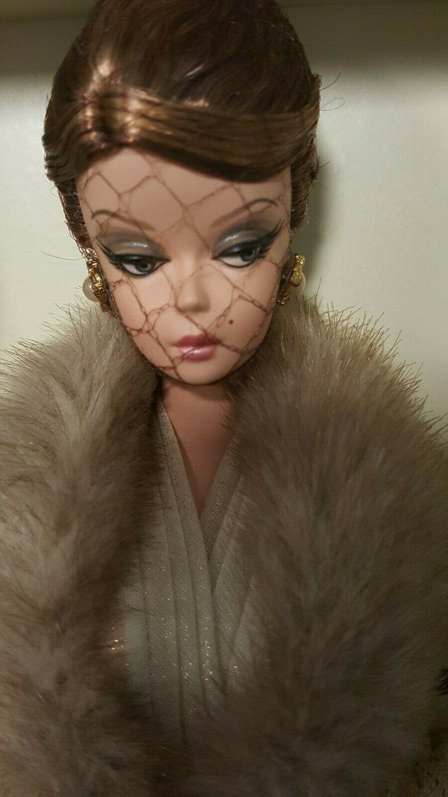 BARBIE  SILKSTONE,  'FASHION MODEL COLLECTION'  'THE INTERVIEW'   K7964
