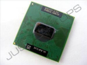 Intel Pentium M Processeur CPU 725 2M 1.6GHz 400MHz (SL7EG) Toshiba Portege A200