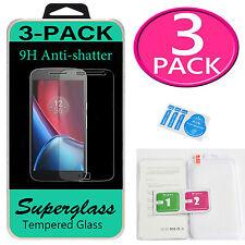 Premium Tempered Glass Screen Protector for Motorola Moto G4 Plus