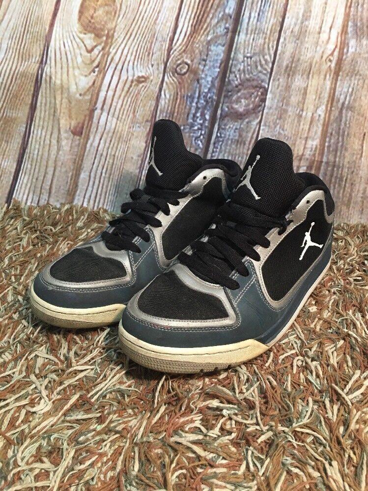 2012 nike air jordan hommes bleu noir de taille taille taille 10 552665-016 chaussures de basket r 1d385c