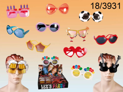 Fancy Dress Party Different Styles Available Novelty Party Glasses