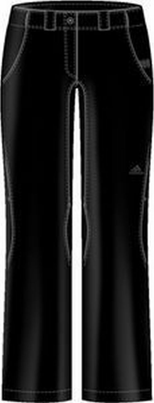 Adidas Hiking Lined Pant P92495 Wandern Outdoor Gr. 40
