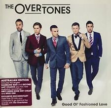 THE OVERTONES - GOOD OL' FASHIONED LOVE NEW CD