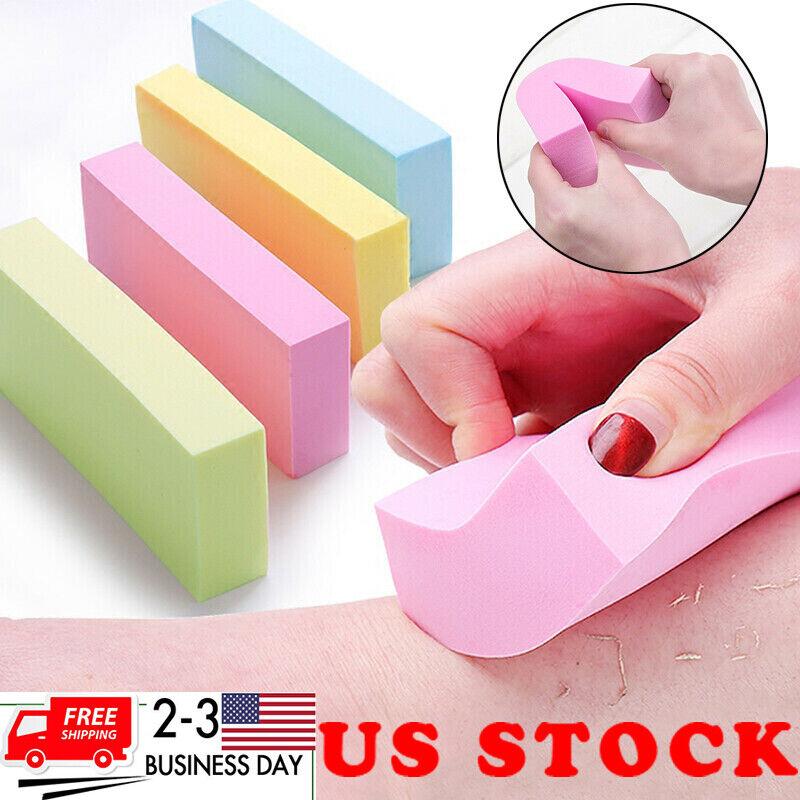 Home Spa Bathroom Bath Shower Essential Artifact 4PCS Strong Cleaning Exfoliating Bath Sponge Baby Adult Back Body Dead Skin Remover Bath Brush