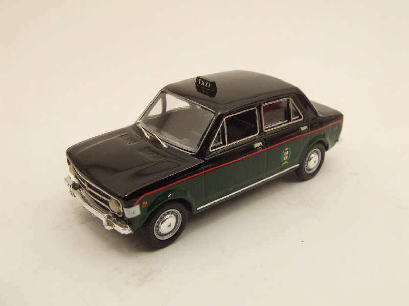 Fiat 128 taxi mailand italien 1969 1 43 modell rio4173 rio