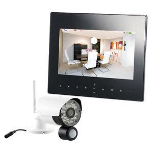 visortech digitales berwachungssystem dsc mit hd kamera und ip funktion ebay. Black Bedroom Furniture Sets. Home Design Ideas