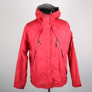 THE-NORTH-FACE-HyVent-Waterproof-Jacket-Womens-L-Coat-Parka-Rain-Vintage