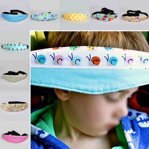 Hot Baby Kids Sleep Nap Car Safety Seats Adjustable Head Support Holder Belts