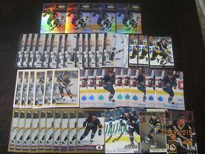 Huge-Lot-of-50-Markus-Naslund-Hockey-Cards-Canucks