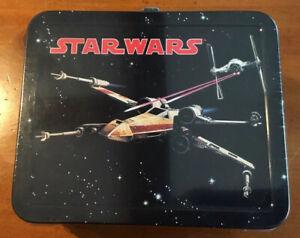 1999-Hallmark-School-Days-Star-Wars-Mini-Lunchbox-New-w-Tags-Sealed-amp-Limited