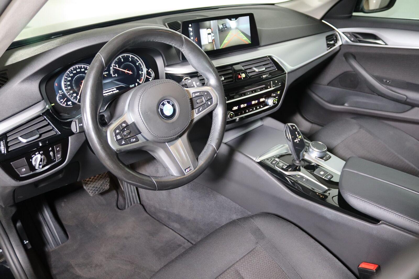 BMW 520d 2,0 Touring aut. - billede 5