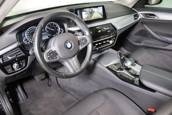 BMW 520d 2,0 Touring aut. billede 5