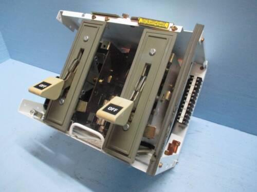 "Siemens Tiastar Furnas 89 30 Amp Fused Dual Feeder 12/"" MCC MCCB Bucket 30A"