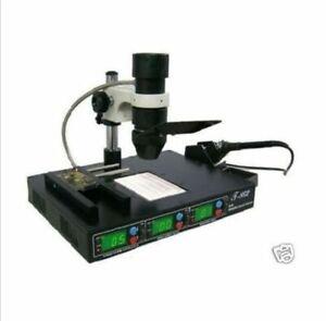 T862 IRDA Welder Infrared Heating Rework Station O