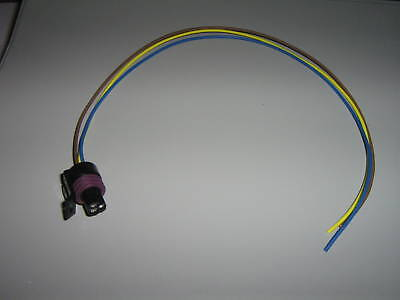 1998 LS1 3-WIRE COOLANT TEMP WIRING CONNECTOR PIGTAIL