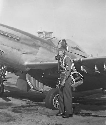 Image result for P51 pilot
