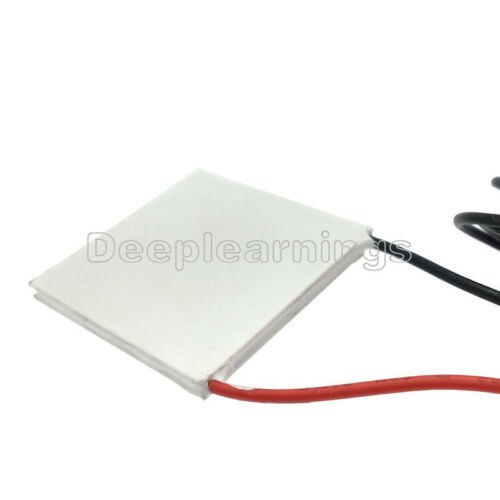 5//10PCS TEC1-12715 Heatsink Thermoelectric Cooler Cooling Peltier Plate Module F
