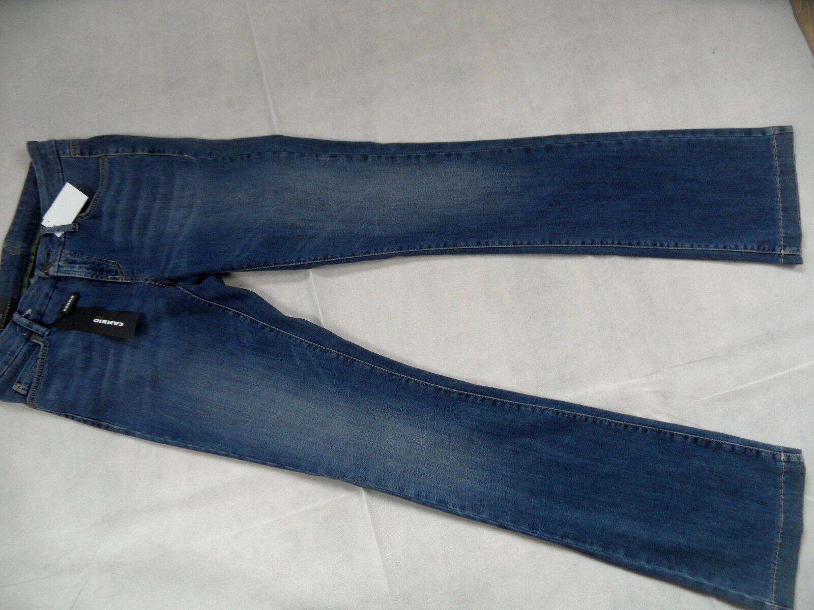 CAMBIO tolle Stiefelcut Jeans LOLA easy kick modern rise powder-soft Gr. 36 NEU
