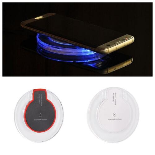 estación de carga qi Wireless Charger t30//t50 para iPhone X//8//8 Plus Inductiva