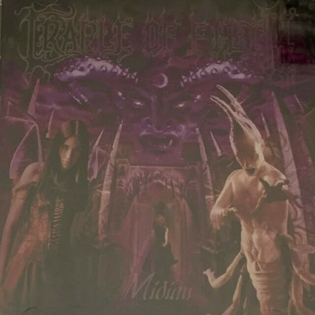 Cradle of Filth - Midian CD Like New