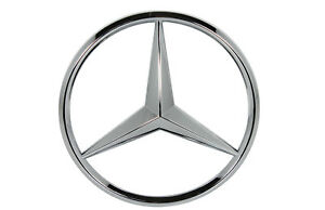 Mercedes-Benz-Original-Chrome-Etoile-pour-Calandre-R-170-SLK-Neuf-Emballage