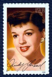 #4077 39c Judy Garland, Nuevo Cualquier 5=
