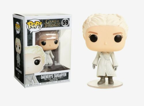 Funko Pop Game of Thrones™ Daenerys Targaryen Vinyl Figure Item #28888