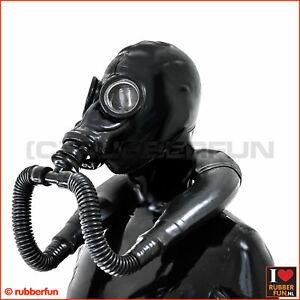 Fetisch Gasmaske