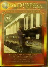 World Class Trains - Venice Simplon Orient Express DVD
