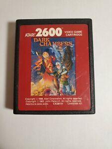 Dark-Chambers-Atari-2600-1988-TESTED-CART-ONLY