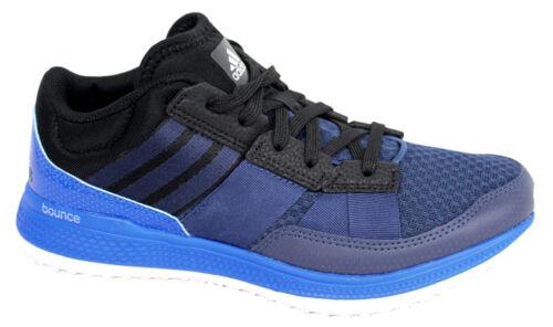 D114 Hommes Af5476 Adidas Bounce Zg Noir À Lacets Baskets Bleu jcS5qRAL34