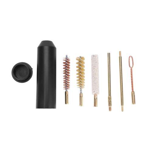Kit de nettoyage de pistolet pour pistolet calibre 38 357 9mm outils de brosse