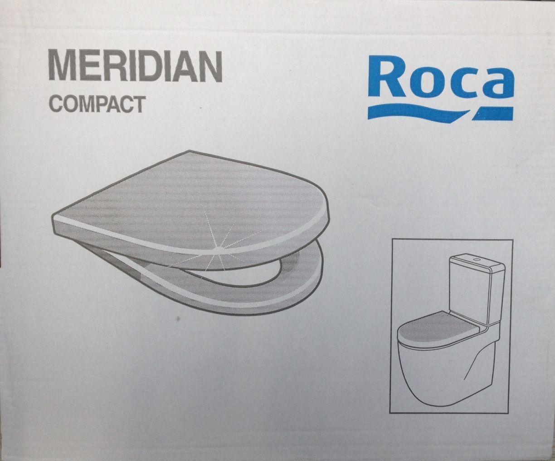 Roca méridien compact toilette siège et couvercle 8012AB004