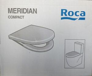 Roca Meridian Compact Toilet Seat Amp Cover 8012ab004