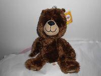 Circo Target Brown Baby Tan Corduroy Plush Bear Black Nose 12 Head To Toe