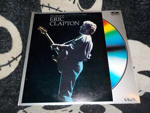 The-Crema-di-Eric-Clapton-Laserdisc-Ld-Layla-Crossroads-Cocaine