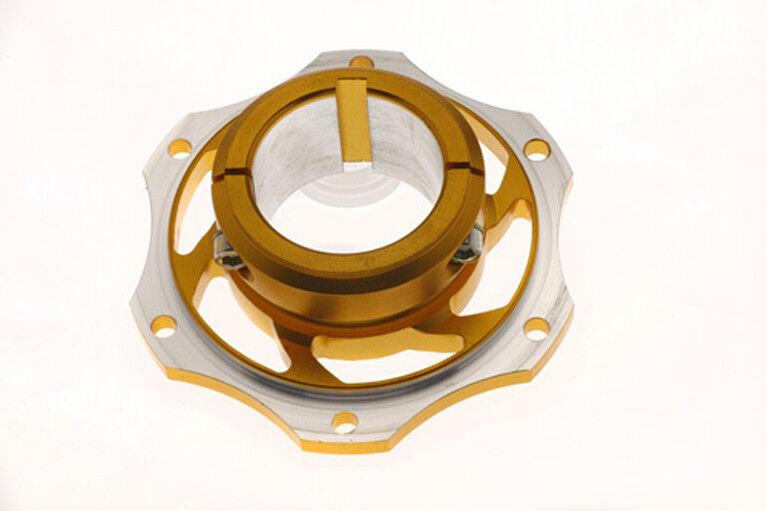 FIXATIONS FREINS à disque disque disque dorée 30/40/50 mm Karting Course Kart de 01ec36