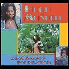 Hugh Mundell Blackman's Foundation LP Vinyl European Shanachie 2015 9 Track