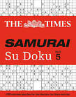 The Times Samurai Su Doku 5: 100 Extreme Puzzles for the Fearless Su Doku Warrior by The Times Mind Games (Paperback, 2016)
