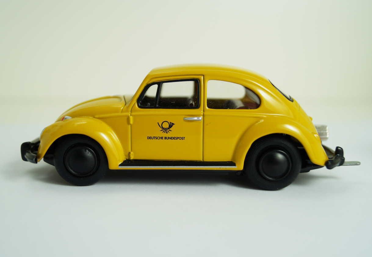Bub 006733 VW Escarabajo' 62  Deutsche Bundespost  (escala 1 43) - Embalaje original -- nº 4290